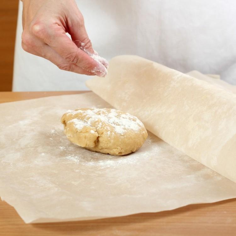 طرق استخدام ورق الزبدة في الطبخ