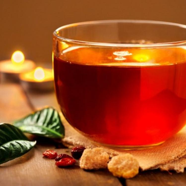 الشاي بالقرفة