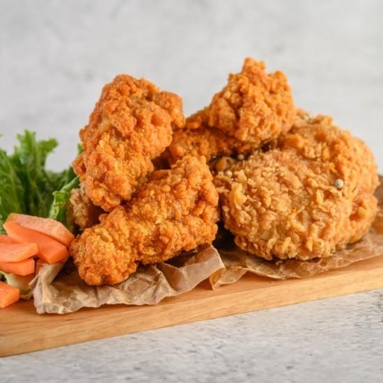 دجاج تندر مقرمش على طريقة المطاعم