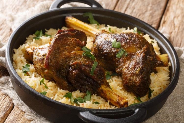 مضغوط اللحم لعزومات رمضان