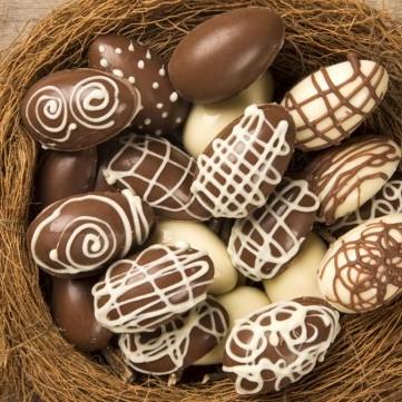 شوكولاتة كيندر بالمنزل