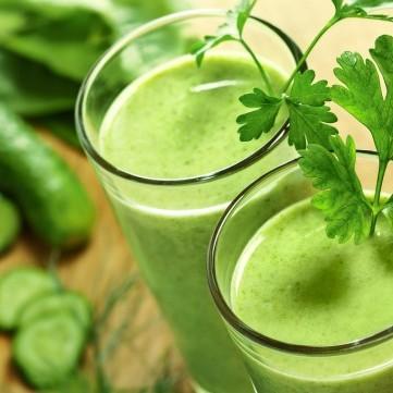 العصير الأخضر للرجيم