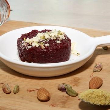 حلى الشمندر من المطبخ الهندي