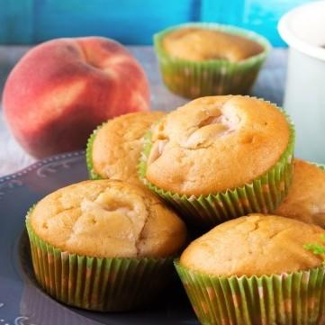 مافن التفاح الصحي