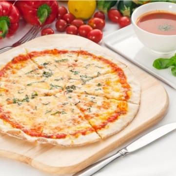 بيتزا المقلاة سهلة وسريعة