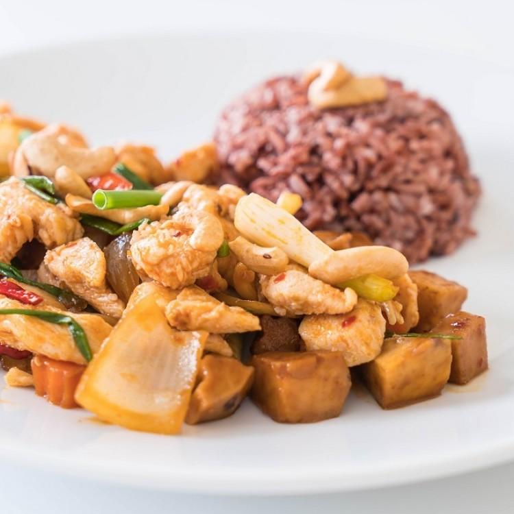 دجاج صيني سهل وسريع