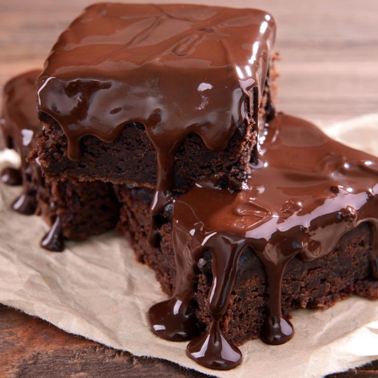 كيكة الشوكولاتة بالشوفان