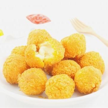 كرات البطاطس بالجبن