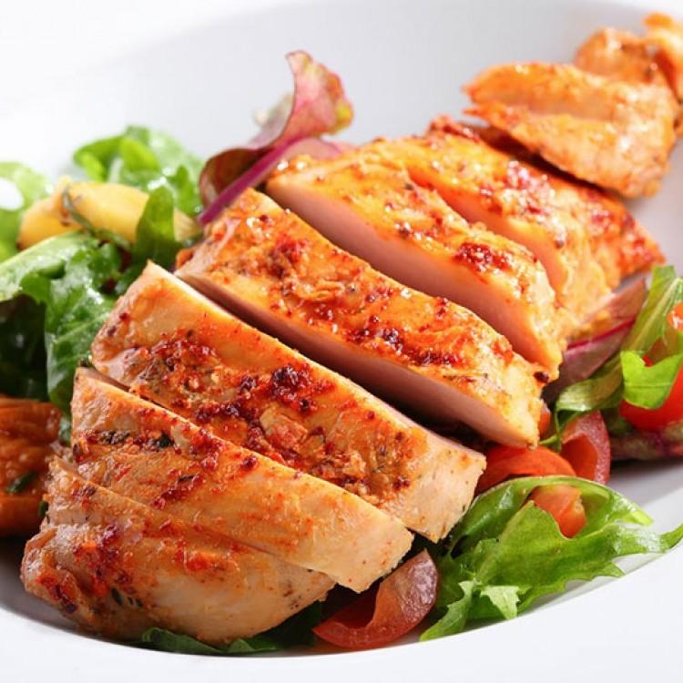 دجاج مشوي الطريقه اليونانيه