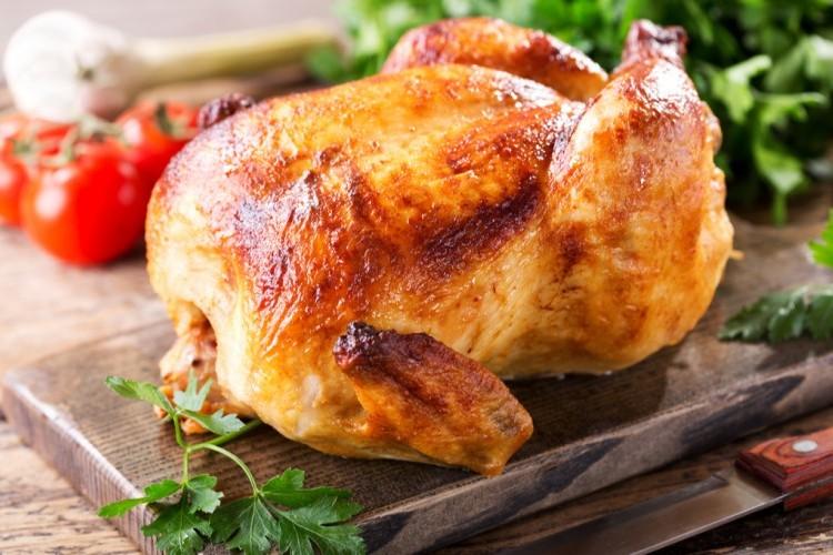 دجاج مثل المطاعم