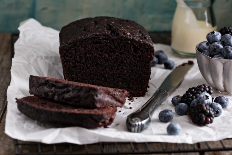 طريقة عمل كيك الشوكولاتة الداكنة للرجيم - أكلات رجيم - كيك -