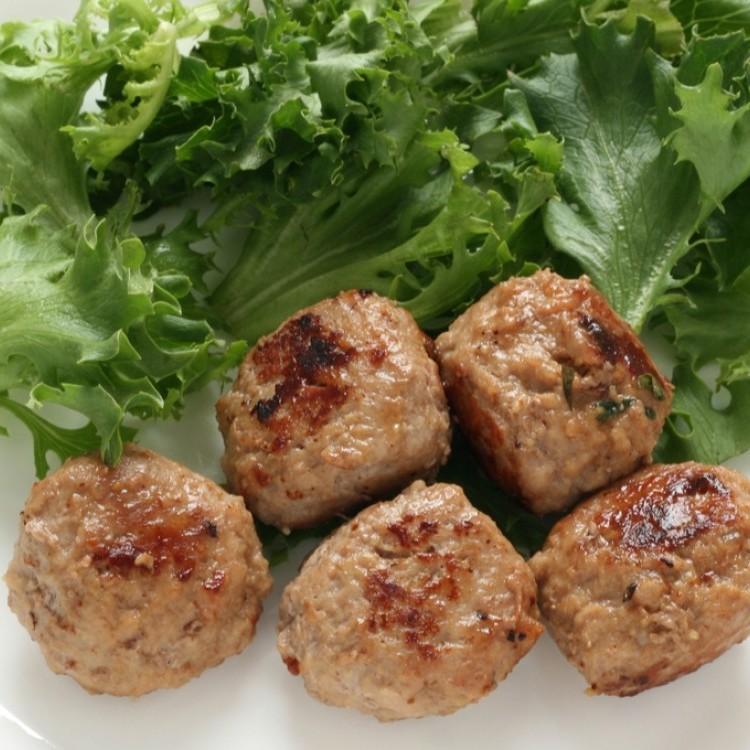 كرات اللحم المشوية للرجيم