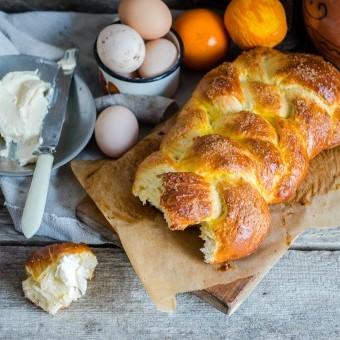 الخبز البلغاري
