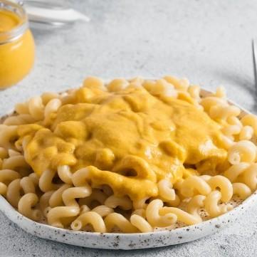مكرونة بالجبن على طريقة المطاعم لأطفالك