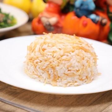 الأرز بالشعيرية بالفيديو