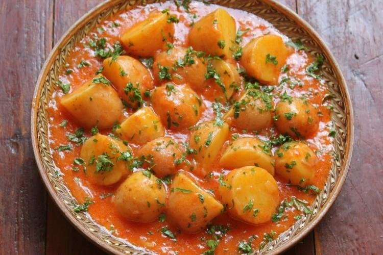 طريقة عمل ايدام البطاطس وصفات طبخ
