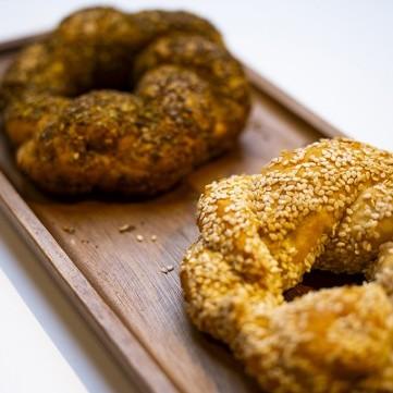 خبز السميط التركي بالفيديو