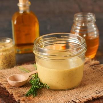 صلصة الماسترد بالعسل