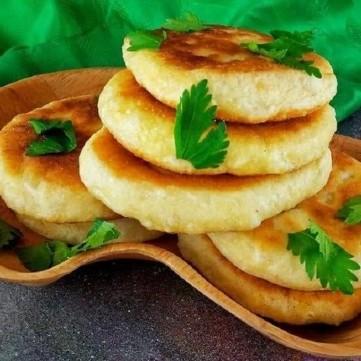 خبز النان الهندي ميني