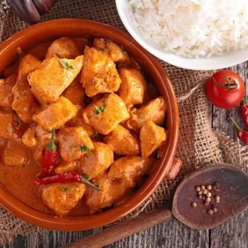 أكلات رجيم بطعم الكاري خفيفة وطيبة