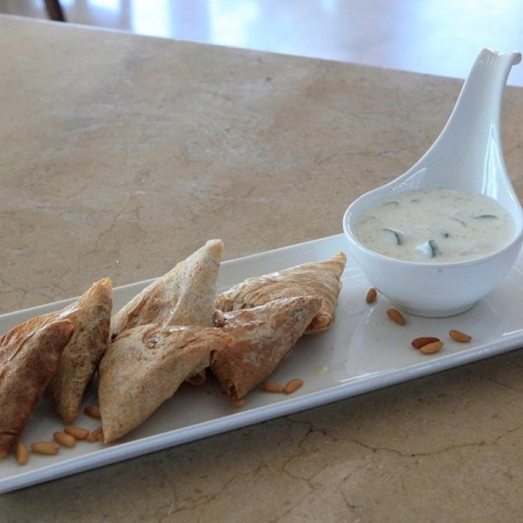 وصفات دجاج دجاج مسخّن بخبز