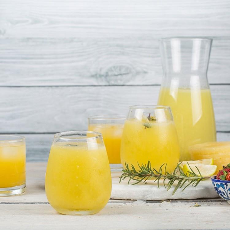 كوكتيل الأناناس والليمون