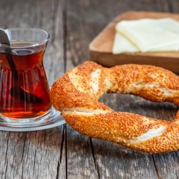 خبز السميط التركي