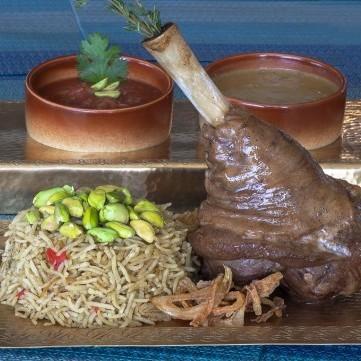 أرز برياني باللحم