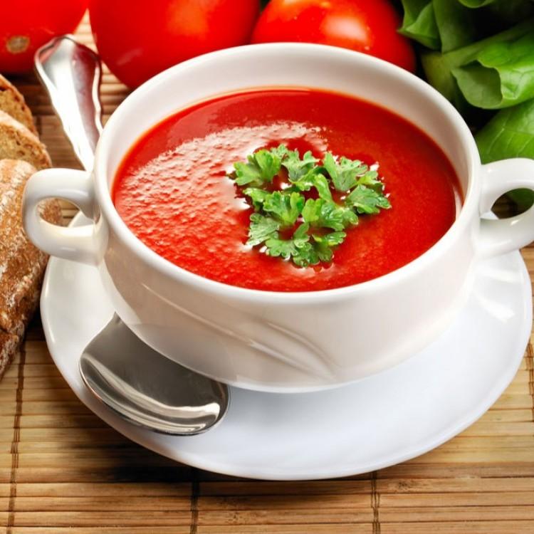 شوربة الطماطم دايت