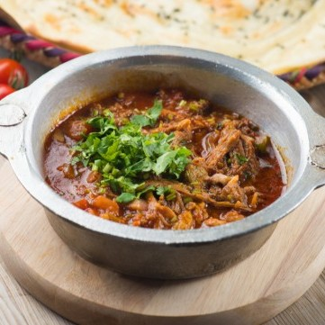 مقلقل لحم يمني